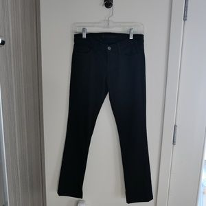 J BRAND NEW THE PENCIL LEG SHADOW JEANS 25
